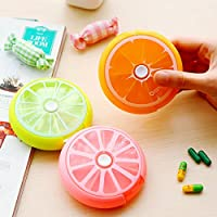 Pille Gase Weekly Medizin Lagerung Organizer Container Fall 7Tage Tablet Pille Box Halter preisvergleich bei billige-tabletten.eu