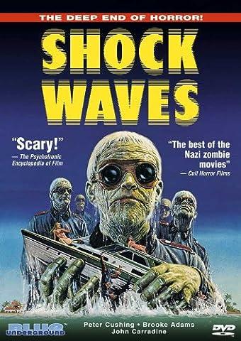 Shock Waves Plakat Movie Poster (27 x 40 Inches - 69cm x 102cm) (1978) B (Brooke Adams Weihnachten)