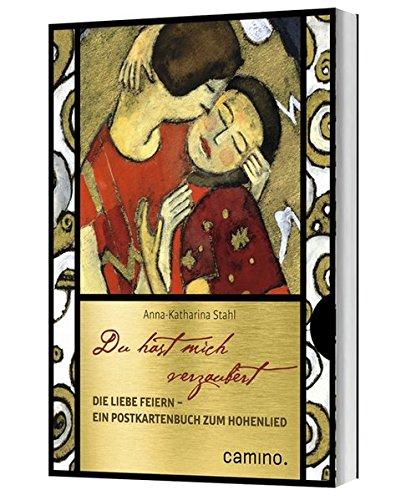 Du hast mich verzaubert: Die Liebe feiern. Ein Postkartenbuch zum Hohenlied