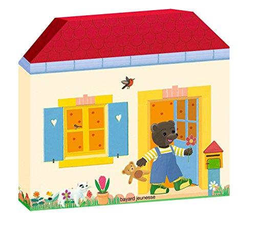 Ma maison à histoires Petit Ours Brun - 5 mini-livres par Marie Aubinais