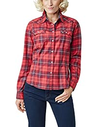 Pioneer Damen Regular Fit Bluse 1714 3533