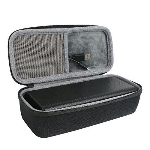 co2CREA Viaggiare Conservazione il Trasporto Valigia Scatola Borsa Costodie per TaoTronics Pulse X Portable Bluetooth 4.0 Stereo Altoparlante(TT-SK10)