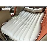 Car bed HUO Aufblasbare Matratze Bett TPU Travel Air Pad Für Rücksitz Auto Outdoor Camping Angeln (Farbe : Nicht-Gerade Weiss)