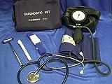 Diagnostik Set, mit Blutdruckgerät, Hammer, Stethoskop etc