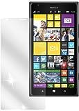 dipos I 2X Schutzfolie klar passend für Nokia Lumia 1520 Folie Bildschirmschutzfolie