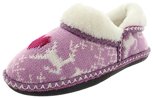 MIK Funshopping , Chaussons Mules femme Lilac Multi