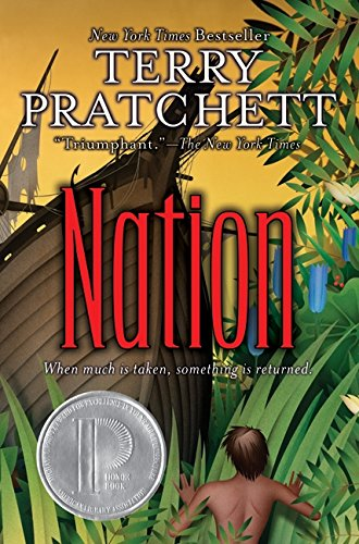 Book cover for Nation
