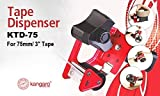 Best Blade Steels - Kangaro Plastic Tape Dispenser with Stainless Steel Blade Review