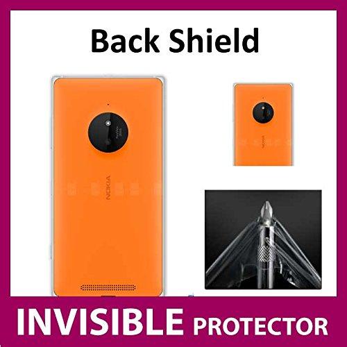 Nokia Lumia 830 INVISIBLE Rückenprotector (Rückseite für enthalten) militärtauglichem Schutz Hülle exklusiv von ACE