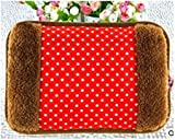 #5: ELECTRIC HOT WATER BAG VELVET POUCH MULTICOLOR