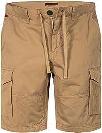 Strellson Sportswear Herren Hose Modisch, Größe: 36, Farbe: Braun