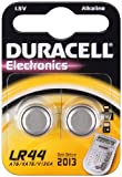 Duracell Knopfzelle Alkaline Batterie (LR44/AG13/V13 GA) 30 Stück