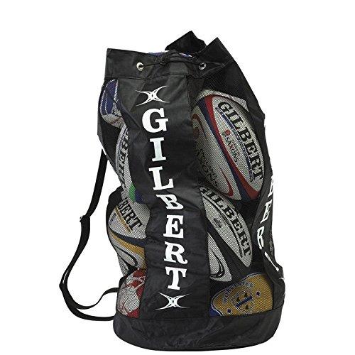 Gilbert Sac pour ballon de rugby aéré