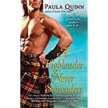 A Highlander Never Surrenders (MacGregors)
