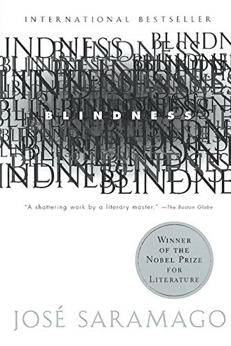 Blindness (Harvest Book) by Jose Saramago (1999-10-04)
