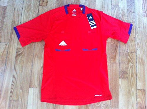 Adidas Schiedsrichter Trikot Referee W65155 ROT (S)