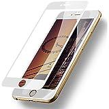 Premium Quality 5D Tempered Glass For Apple IPhone 6Plus/ 6G Plus/ 6S Plus (White) (White)