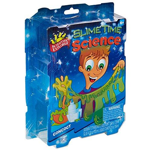 Scientific Explorer Slime Science Kit, Multi Color