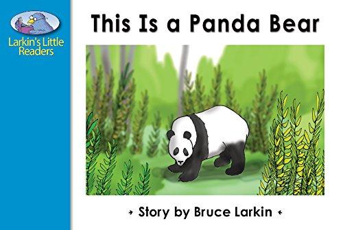 This Is a Panda Bear (English Edition)