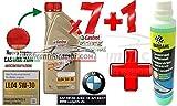 Motoröl Castrol EDGE Professional Titanium FST BMW LL045W30ACEA C3–7Liter LT + 1x Bardahl WINDSCREEN Cleaner Concentrated Flüssigkeit Scheibenreiniger Konzentrat FROSTSCHUTZ-20°C bis 70°C reinigt und Fett 250ml