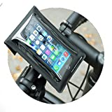 SKS SMARTBOY Smartphonehalter für Fahrradlenker und Kinderwagengriff