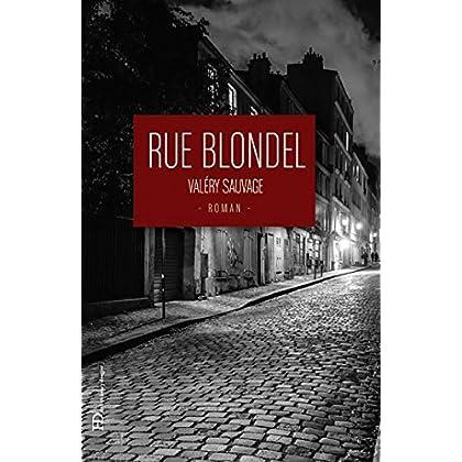Rue Blondel (Littérature)