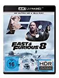 Fast & Furious 8  (4K Ultra HD) (+ Blu-ray) -