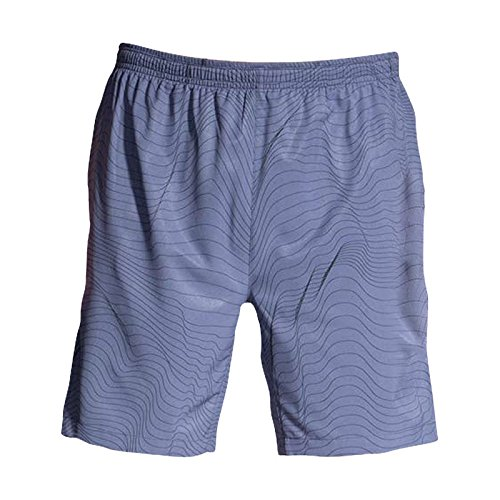 Brooks Herren Lauf-Short Laufhose kurz Sherpa 7'' 2-in-1 Short Blau - 210820-428 (L) (Spandex Shorts Brooks)