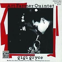The Art Farmer Quintet featuring Gigi Gryce by Art Farmer Quintet (1991-07-01)