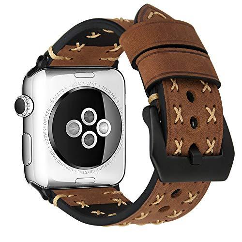 MroTech Correa Cuero Compatible Apple Watch/iwatch
