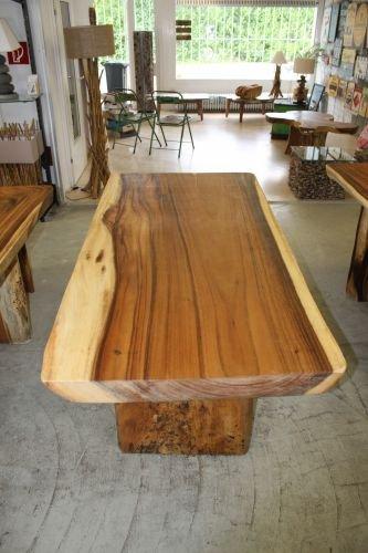 Esstische Baumstamm Im Vergleich Beste Tische De