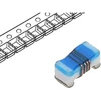 10x LQW18ANR10J00D Inductor wire SMD 0603 100nH 220mA 0.68Ω ftest100MHz MURATA