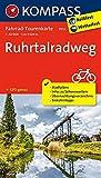 Fahrrad-Tourenkarte Ruhrtalradweg: Fahrrad-Tourenkarte. GPS-genau. 1:50000.: Fietsroutekaart 1:50 000 (KOMPASS-Fahrrad-Tourenkarten, Band 7013)