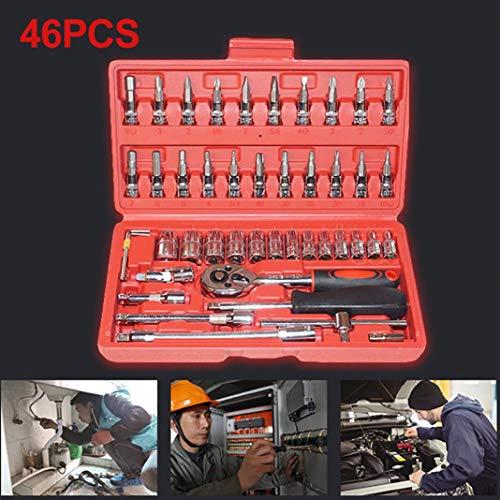 Steellwingsf Werkzeug-Set für Kfz, 46 Teile a