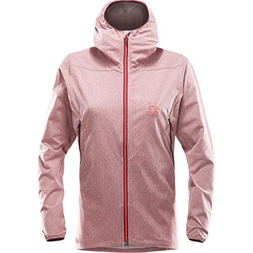 Haglofs giacca Boa Hood giacca, Aubergine, Small