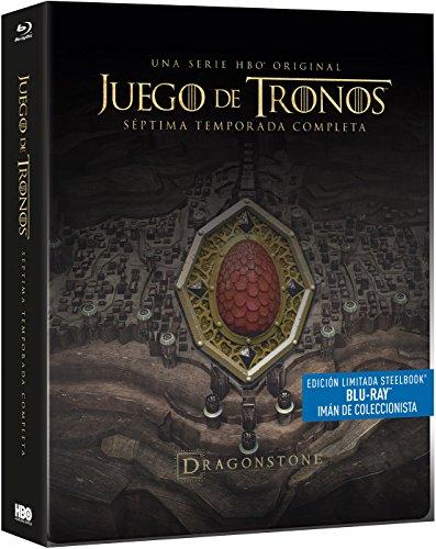 Juego De Tronos Temporada 7 Blu-Ray Edición Steelbook [Blu-ray]