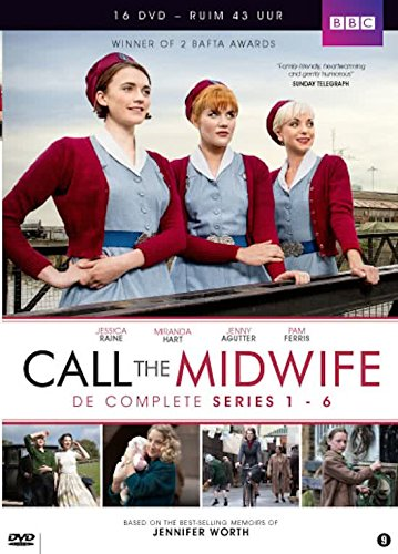 Call The Midwife Season 5 Christmas Special.Call The Midwife Complete Collection Series 1 2 3 4 5 6 Christmas Specials 16 Dvd Box Set Dutch Import