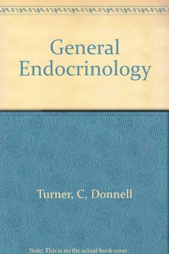 General Endocrinology