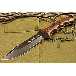 FARDEER KNIFE Couteau à gaine pleine langue SA 612 [Produits d'importation parallèles]