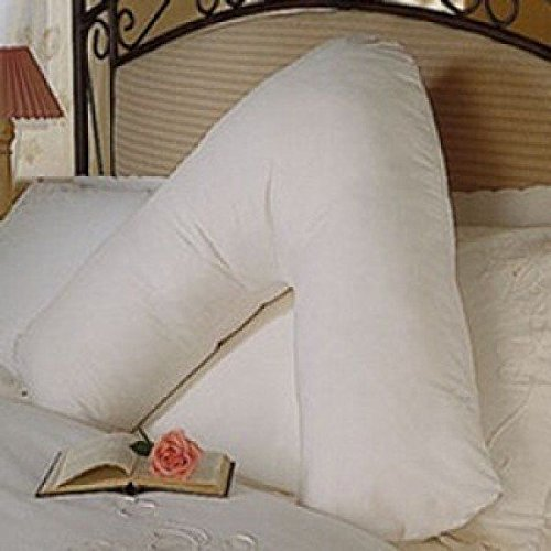 V Shaped Pillow Orthopaedic Maternity Pregnancy Baby Nursing Back Neck Support by Highliving ®