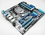 Asus P7H55-M SI Mainboard Sockel 1156 H55 micro ATX DDR3 Speicher