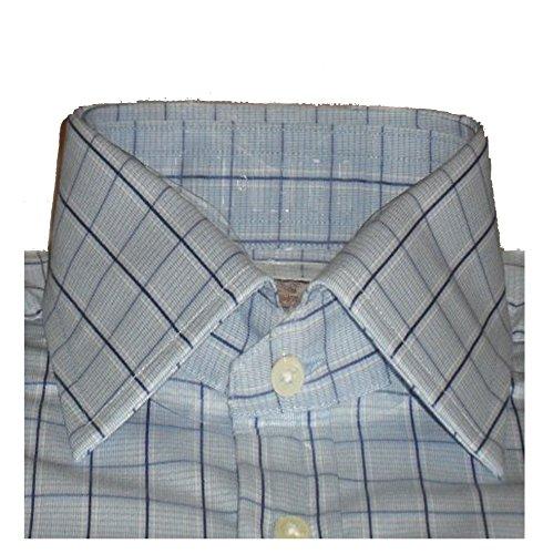 thomas-pink-mens-blue-rye-check-cotton-double-cuff-shirt-sz-15l