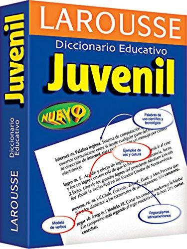 Diccionario Educativo Juvenil/Children's Educational Dictionary por Equipo Editorial