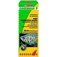 sera 02140 costapur F 100 ml - Arzneimittel für Zierfische gegen Ichthyophthirius multifiliis und andere einzellige Hautparasiten