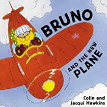 Bruno and the New Plane (Orchard Picture Book)