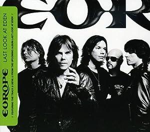 Europe - Last Look At Eden (EP)