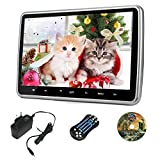 10.1 Inch Portable Design Car Headrest Dvd Player, and USB and SD,