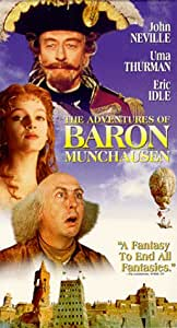 Adventures of Baron Munchausen [VHS] [Import USA]