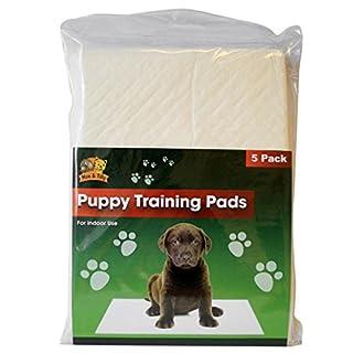33070–Max & Tilly Puppy Training Pads 5Stück