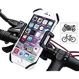 Soporte Móvil Bicicleta Motocicleta, LEMEGO Universal Sostenedor de Giro Rotación 360 grados para motocicleta , bici para Smartphone y GPS Dispositivo
